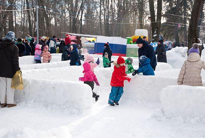 Выходи гулять зимний фестиваль